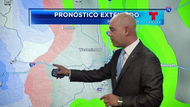 Alerta por fuertes vientos en Denver