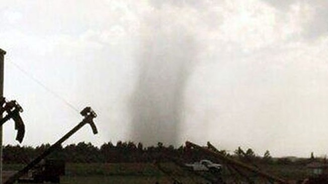 Alerta por tormentas, posibles tornados