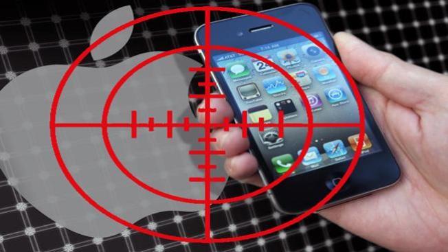 Nuevo hobby del ladrón: iPhone