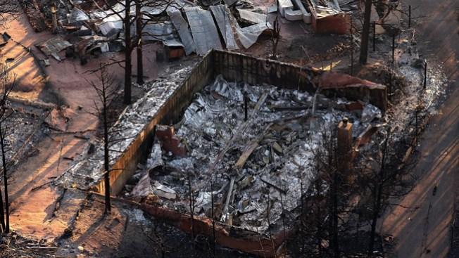 Incendio destruye 346 casas