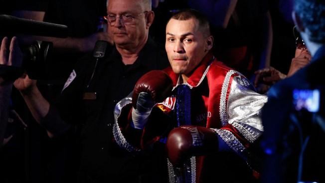 Arrestan al boxeador Mike Alvarado