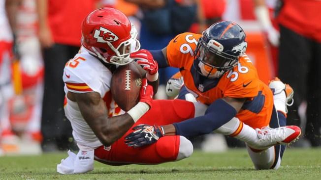 Defensa de Broncos frena a Chiefs