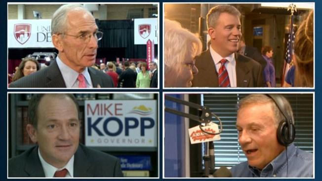 Republicanos eligen candidatos