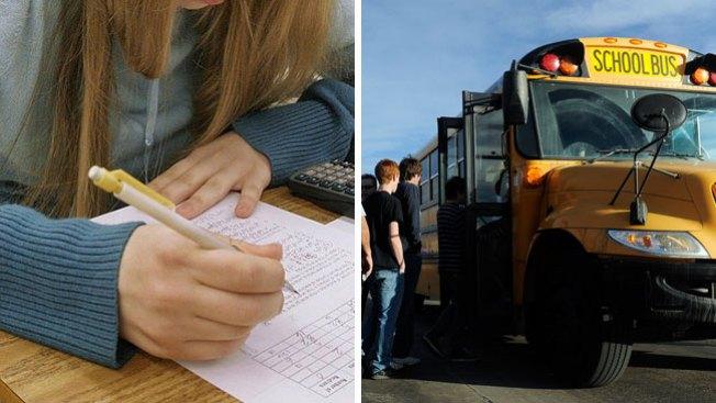 ¿Prueba escolar? Examen de ciudadanía