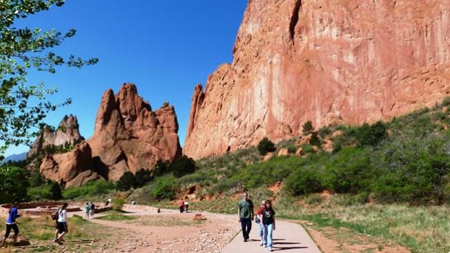 Un parque rocoso digno de dioses
