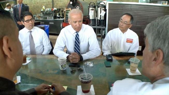Biden habla sobre la reforma migratoria
