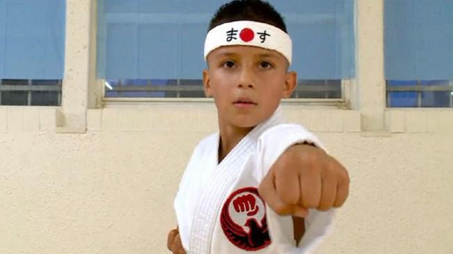 Karate fomenta la disciplina en niños