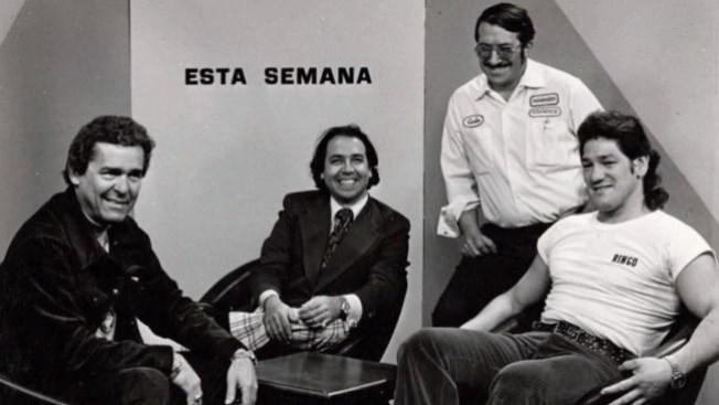 Locutor de radio hispano galardonado