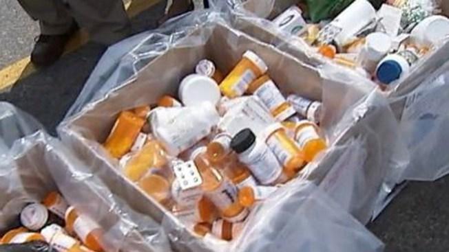 Desecha los medicamentos sin usar en tu botiquín
