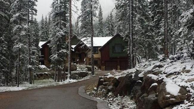 Lluvia, posibilidad de nieve en Colorado