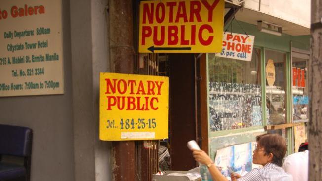 """¿Cómo evitar el fraude al inmigrante por el """"notario público""""?"""