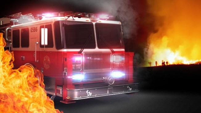 Tres heridos tras incendio en Denver