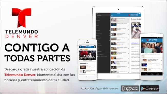 Descarga la aplicación de Telemundo Denver
