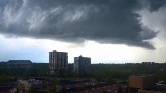 Alerta por tormentas severas, tornados