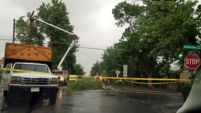 Ocho tornados tocan tierra en Colorado