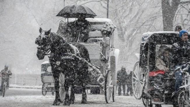 Ola de frío en el sur y primeras nevadas en el noreste
