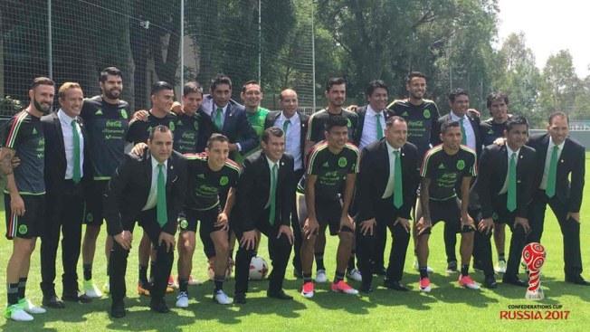 Portugal vs. México: día, hora y canal del partido por Copa Confederaciones