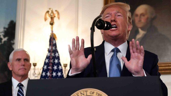 Trump anuncia tregua permanente en Siria y levantamiento de sanciones a Turquía