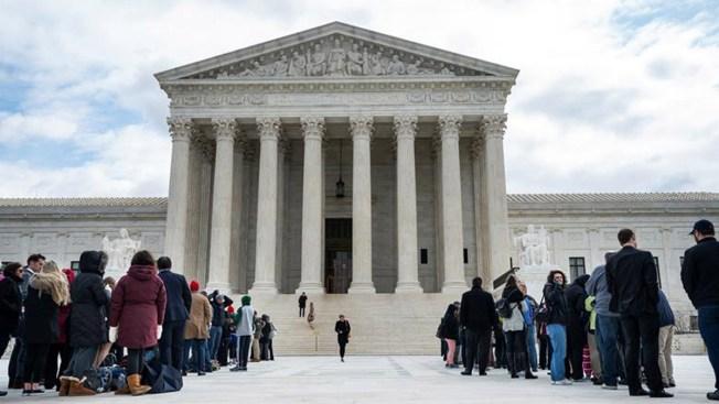Veto migratorio será debatido ante la Corte Suprema el miércoles