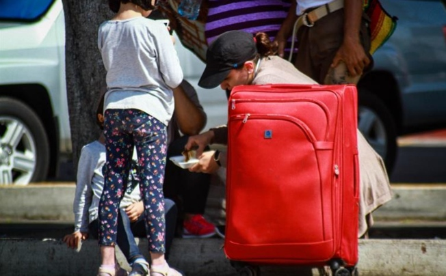 Con su familia 173 niños salvadoreños separados en EE.UU.
