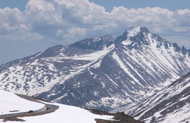 Rescatan cuerpo de excursionista del Parque Nacional Rocky Mountain