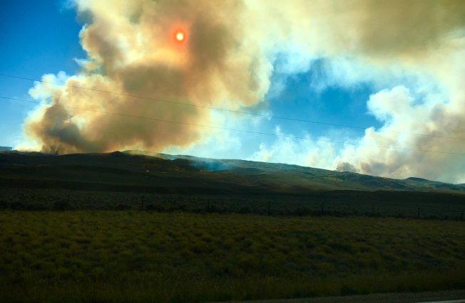Incendio en Silver Creek crece, lanzan órdenes de pre-evacuación