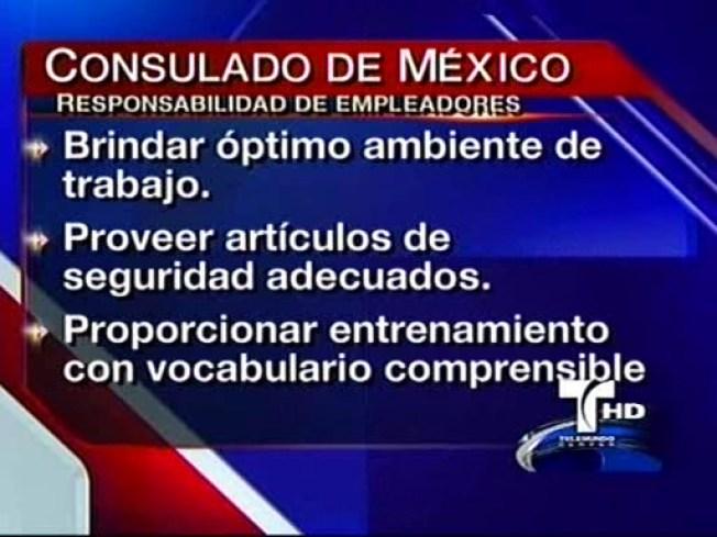 El Consulado de México