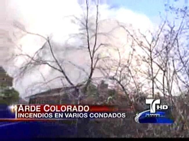 Arde Colorado