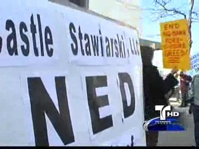 Protestas en Denver