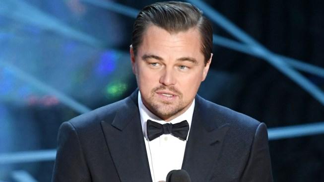 DiCaprio protagonizará película sobre Charles Manson