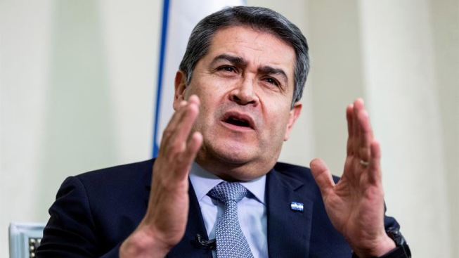 """Fiscal: """"El Chapo"""" dio dinero al presidente de Honduras"""