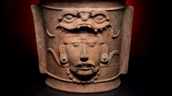 Revelan mundo oculto de los mayas