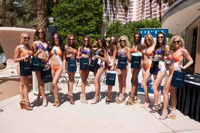 Bikini concurso idaho video