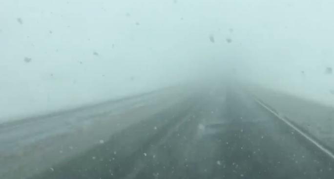 Cerrada I-70 en dirección este de Airpark Road a Kansas